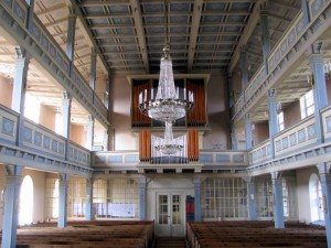 KircheDittelsdorfBlickAufOrgel
