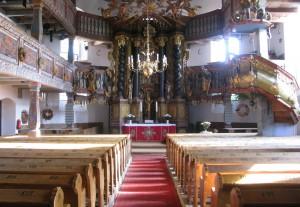 KircheOberseifersdorfBlickAufAltar