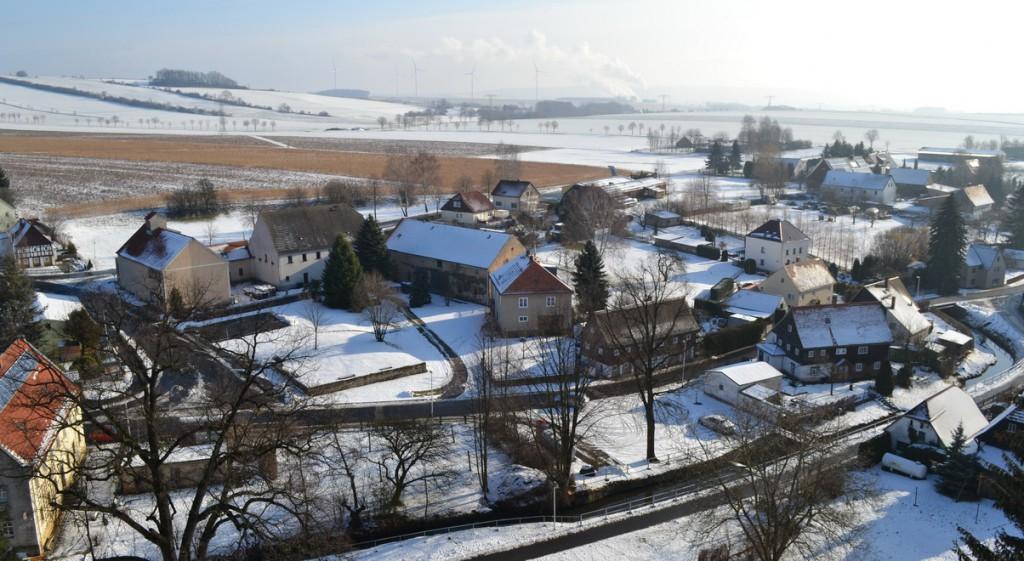 2016_02_Oberseifersdorf_BlickVomKirchturm_ehemaligerKretscham